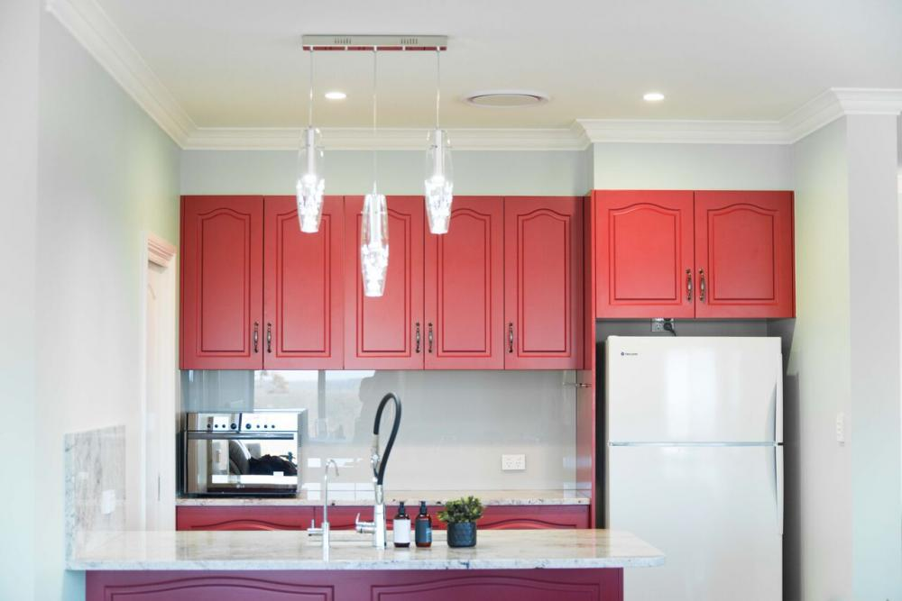 Country Style Living   Greystone Cabinets