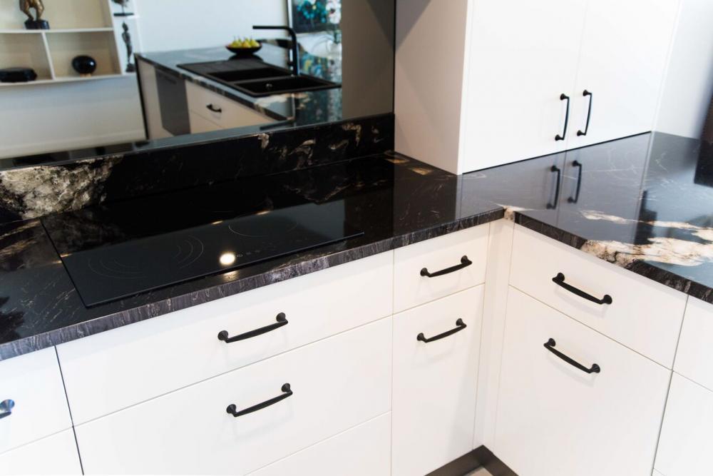Riverside Unit Kitchen Renovation Greystone Cabinets