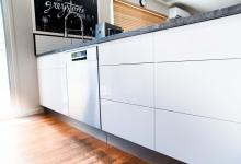 Modern Unit Kitchen Renovation