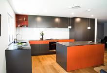 Hilltop Modern Kitchen