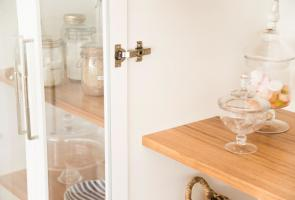 BLUM Hardware Pantry Doors