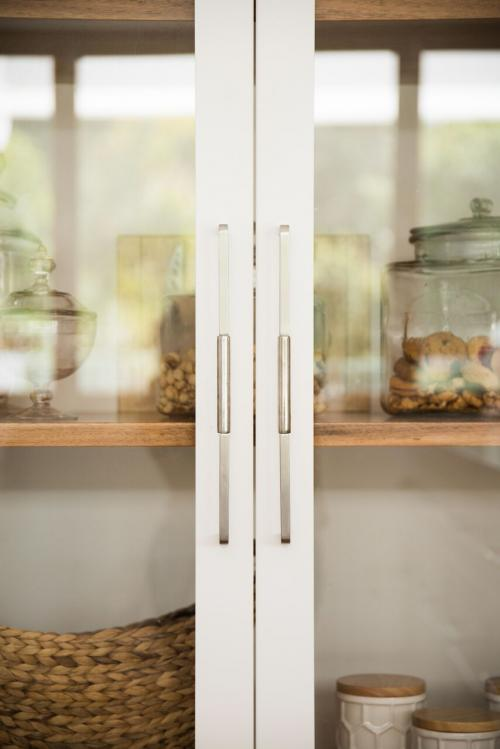 Kitchen Pantry Glass Door