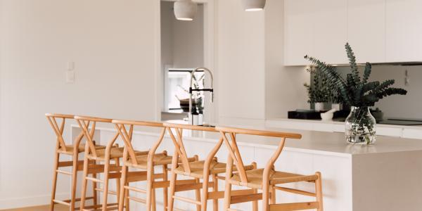 Scandinavian Inspired Kitchen